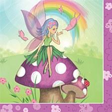 Fancy Fairy Bev. Napkins