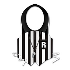 Pkgd Plastic Referee Vest