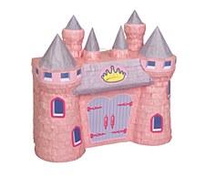 Pink Castle Piñata