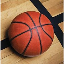 Sports Fanatic-Basketball Lunch Napkin