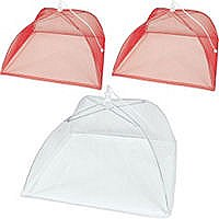 Picnic Party Food Covers - Mesh Fabric