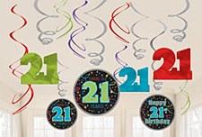 21st Brilliant Birthday Swils