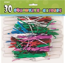 Fancy Fringed Squawkers 30ct
