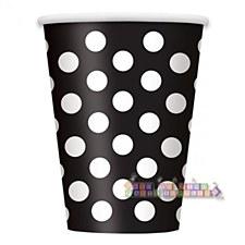 Black Dot Cups