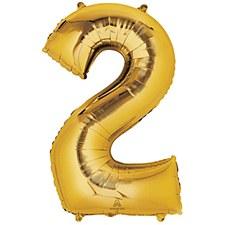 """""""2"""" GOLD MYLAR"""
