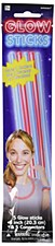 "8"" Glow Sticks - Red, White & Blue"