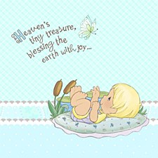 Precious Moments Lunch Napkins