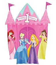 princess 1st bday
