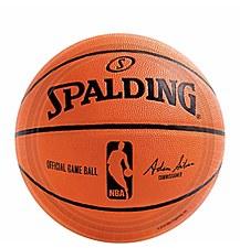 Spalding Basketball Dessert Plates 18ct