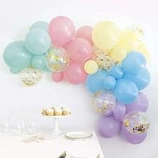 Pastel Balloon Arch Kit