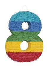 Rainbow 8 Pinata