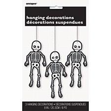 Hanging Skeletons