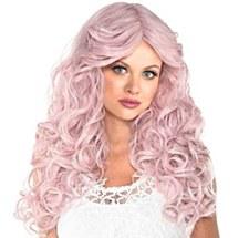 Dusty Rose Wig