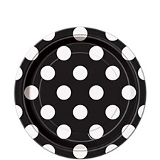 Black Dots 7IN Plate