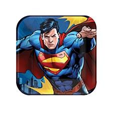 "7""Superman Plates"