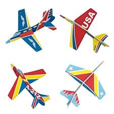 8 Airplane Glider Kits