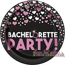 Bachelorette Party Lunch Napkins