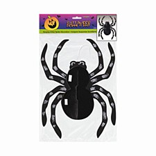 Hanging Spider Decoration 14''