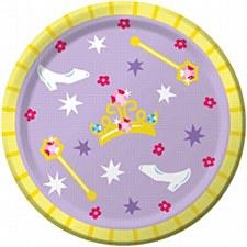 "7""Castle Fun Plates"