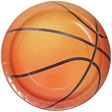 "All Star Basketball 9""Plates"