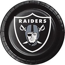 "Oakland Raiders 9""Plate"