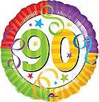 "18"" 90 Foil Balloon"