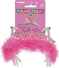 Fancy Happy Birthday Tiara