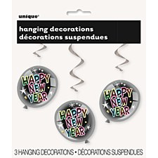 New Year Hanging Decorations