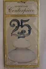 25 Honeycomb Centerpiece