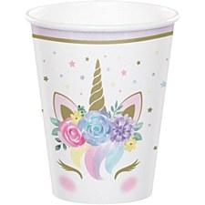 Unicorn Baby Cups