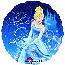 """18"""" Cinderella Foil Balloon"""