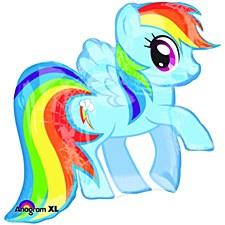 "28"" Rainbow Dash"