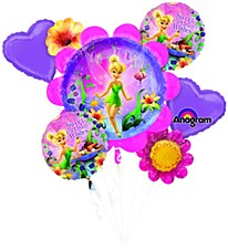Disney Fairies Balloon Bouquet