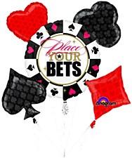 Place Your Bets Bouquet