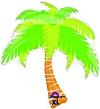 """33"""" Summer Scene Palm Tree SuperShape"""