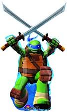 """43"""" Leonardo Ninja Turtle"""