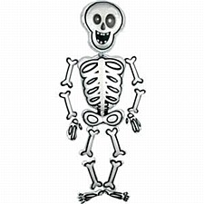 Mr.Skelly Airwalker