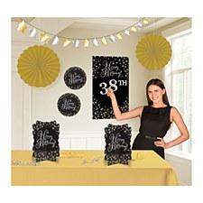 Sparkling Celebration Room Decoration Kit