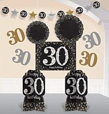 30th Birthday Decorating Kit