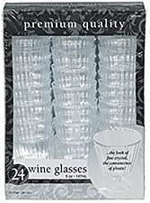 5 OZ. PREMIUM WINE GLASS - BX