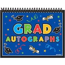 Grad Autographs Book