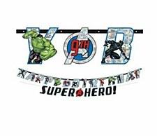 Avengers Jumbo Banner Kit