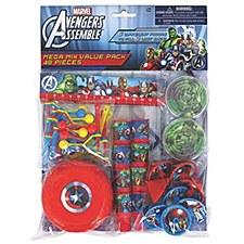 Avengers Mega Mix Value Pack