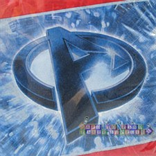 The Avengers Bev. Napkin
