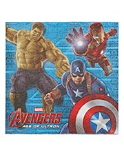 Avengers Age Of Ultron Lunch Napkins