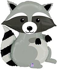 """36"""" Woodland Raccoon"""