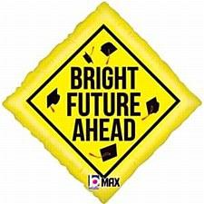 """18"""" Bright Future Ahead"""