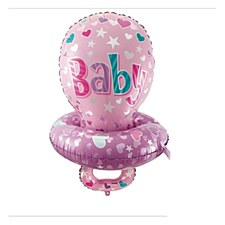 Pink Bbay Pacifier