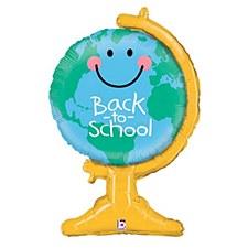 "33""Back To school Globe"