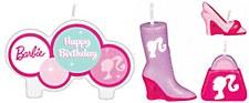 Barbie Birthday Candle Set